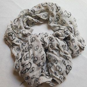 🎃Peace scarf